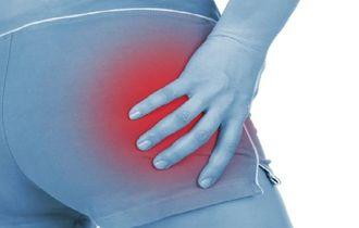 Причины возникновения болей в тазу